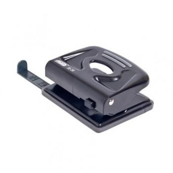 Perforator metalic Noki, 20 coli, negru