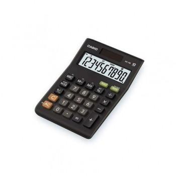 Calculator de birou Casio MS-10B, 10 digits, negru