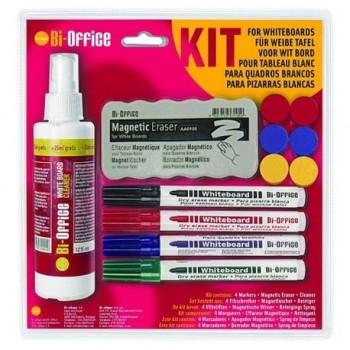 Kit accesorii Bi-Silque, pentru tabla magnetica