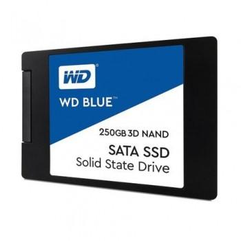 SSD WD, 250GB, Blue, 2.5