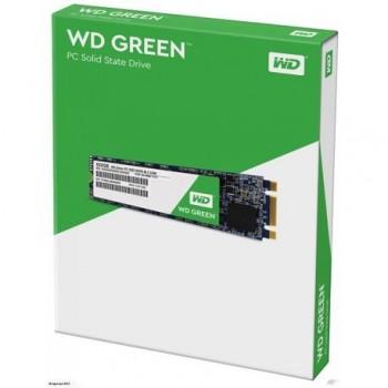 SSD WD, 240GB, Green, SATA3, 6 Gb/s, M.2 2280