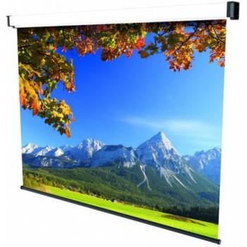Ecran de proiectie montabil pe perete Sopar New Spring 240 x 200cm, Mecanism de blocare, 3240, SP3240