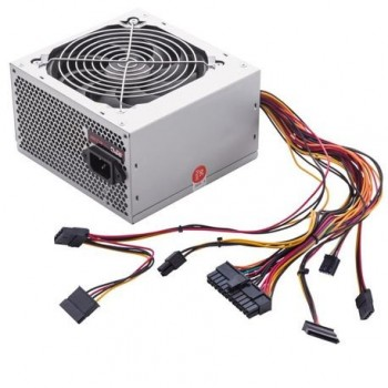 Sursa RPC 500W, 50000AB, 2x SATA, 2x PATA, 1x MB 20+4, 1x CPU 4pin, European Power Cord, 35 cm cables, 120mm Fan