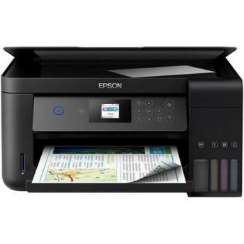 Multifunctional inkjet color Epson, EcoTank CISS L4160