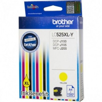 Toner OEM Brother LC525XLY, cyan