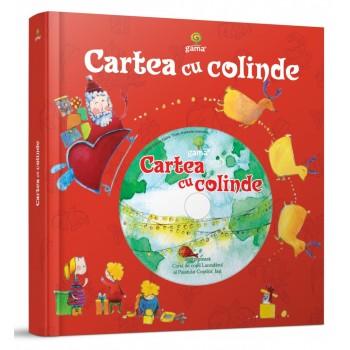 Cartea cu colinde şi CD