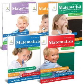 Matematică pentru clasele primare