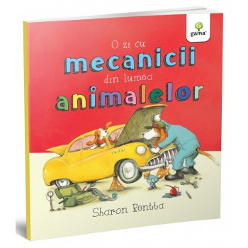 O zi cu mecanicii din lumea animalelor
