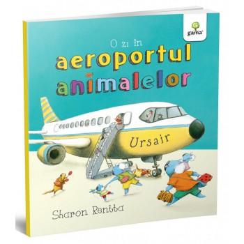 O zi în aeroportul animalelor
