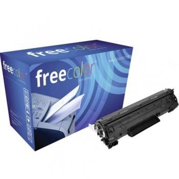 Toner echivalent Freecolor C8061X-FRC pentru echipamente HP, negru