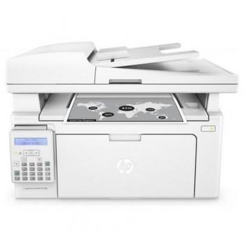 Multifunctional laser mono HP Laserjet M130FN, dimensiune A4 (Printare, Copiere, Scanare,fax), viteza 22ppm, rezolutie max 600x600dpi, procesor