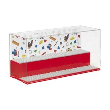 Vitrina LEGO - Rosu