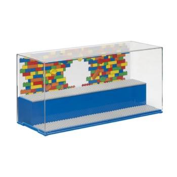 Vitrina LEGO - Albastru