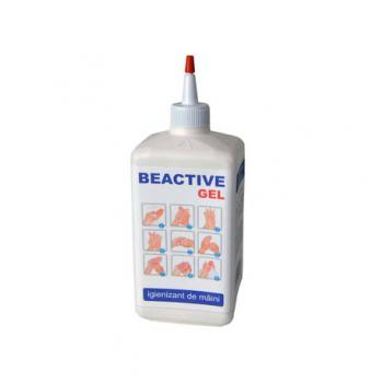 Igienizant pentru maini 500ml Beactive gel
