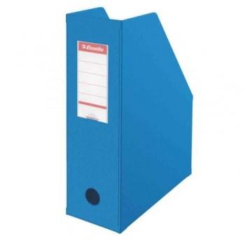 Suport vertical documente Esselte VIVIDA, albastru