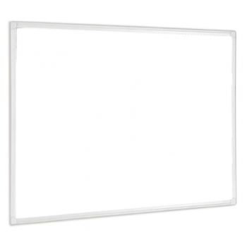 Tabla magnetica antimicrobiana rama aluminiu 45x60 cm