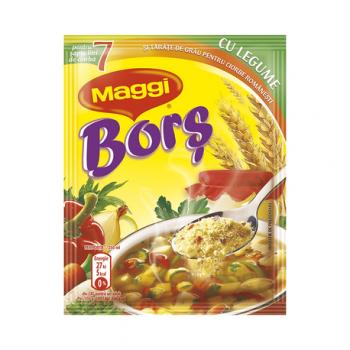 Maggi bors instant cu legume 70g