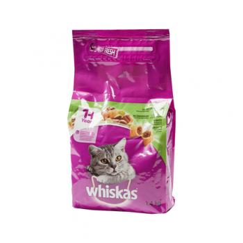 Hrana uscata pisici miel 1.4kg Whiskas