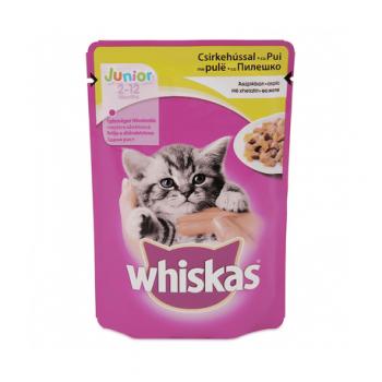 Hrana umeda pisici pui 100gr