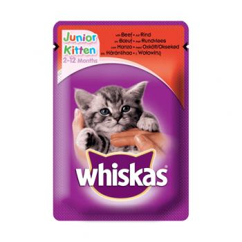 Hrana umeda pisici junior vita 100gr