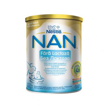 Lapte praf fara lactoza nan 0+ nestle 400g