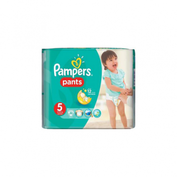 Pampers pants cp s5 22buc