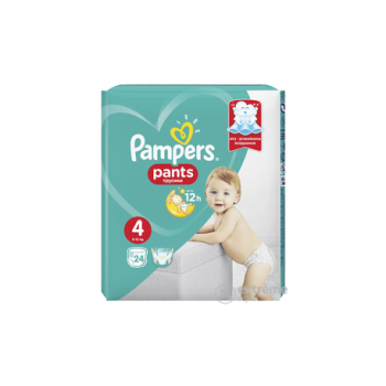 Pampers pants cp s4 24buc
