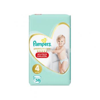 Pampers premium jp5 junior 58buc