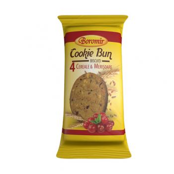 Biscuiti Cereale Si Merisoare Boromir
