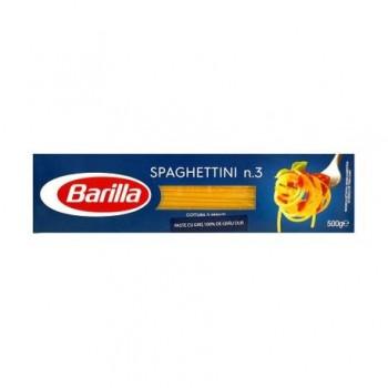 Paste Spaghetti Nr3 500g Barilla