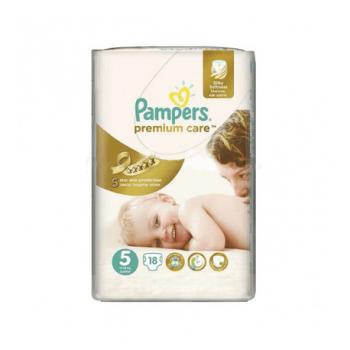 Pampers premium cas junior 17/18buc