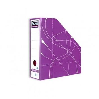 Suport vertical documente Skag Fancy, mov
