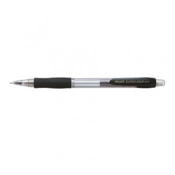 Creion mecanic Pilot Super Grip, 0.7 mm, negru