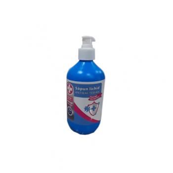 Sapun lichid antibacterian 500 ml, LBD