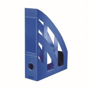 Suport vertical documente Herlitz, albastru