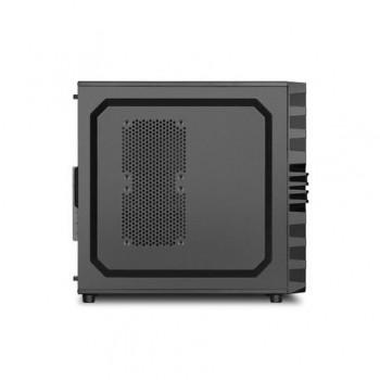 Carcasa Sharkoon VG4-S, ATX, fara sursa, 4x USB 2.0, 1x 3.5mm jack