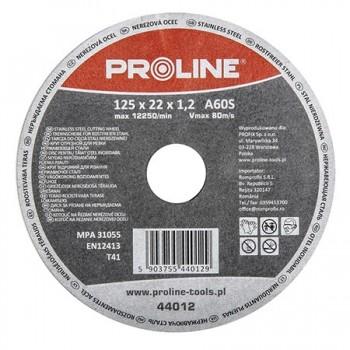 DISC DEBITARE INOX 115X1.0MMA60S