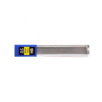 Mina creion 0.5 HB Beifa, 24 buc/cut