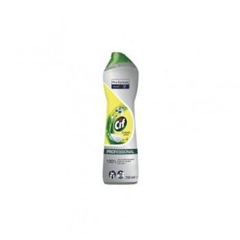 Crema de curatat CIF Lemon, W2382, 750 ml
