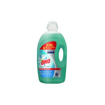 Detergent lichid profesional Active Clean OMO, 5L