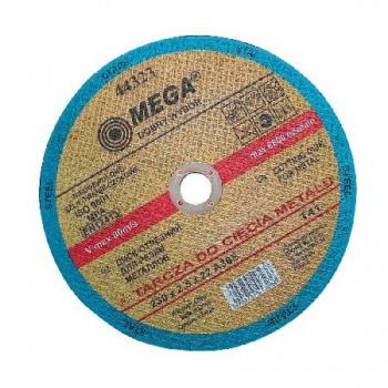 DISC DEBITARE METAL 125X2.5MMA30S