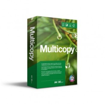 Hartie copiator A4 80 g/mp, MultiCopy 500 coli/top