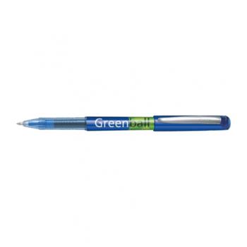 Roller Pilot Begreen Greenball, 0.7 mm, albastru