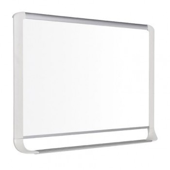 Tabla magnetica Bi-Silque Mastervision, rama din aluminiu si plastic, 60 x 90 cm