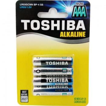 Baterii alcaline Toshiba LR3