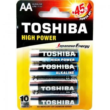 Baterii alcaline Toshiba LR6