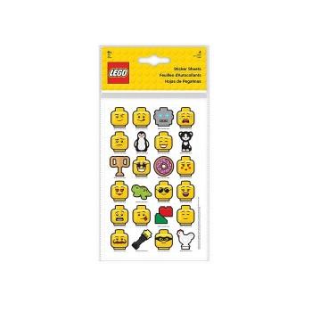 Set 96 de abtibilduri LEGO Iconic  (51163)