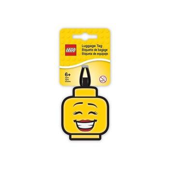 Eticheta bagaje cap minifigurina LEGO fata (51168)