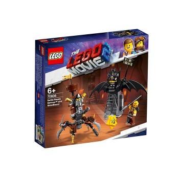 Batman si Barba metalica (70836)