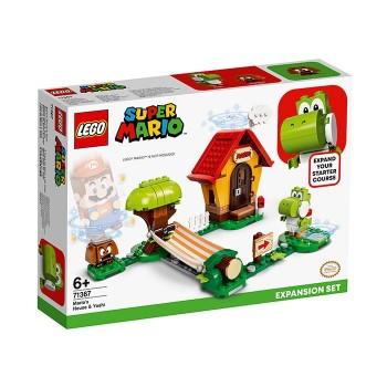 Set de extindere Casa lui Mario ?i Yoshi (71367)